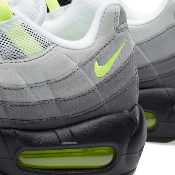 Nike's Fully Reflective 'Neon' Air Max 95 Just Released