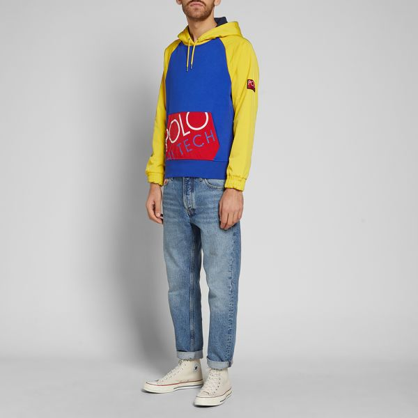 polo ralp lauren hi tech seasonal sweatshirt