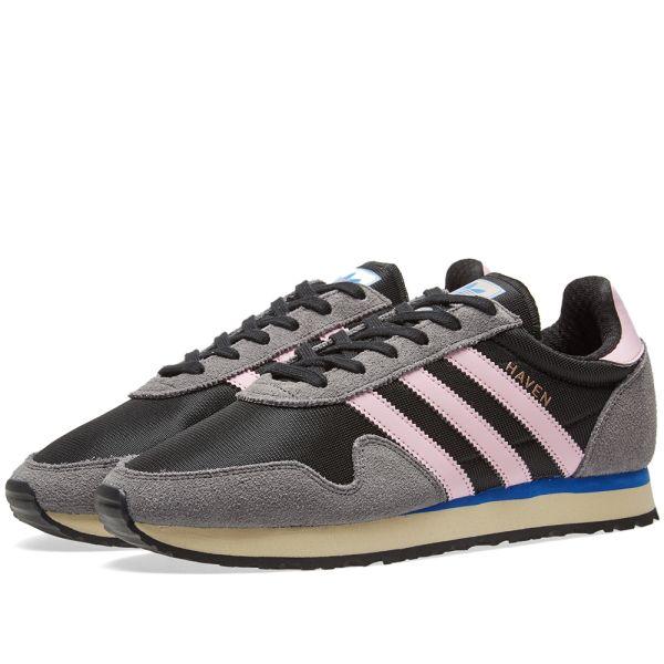 Adidas Haven W Core Black, Wonder Pink