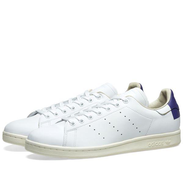 Adidas Stan Smith White \u0026 Ink   END.