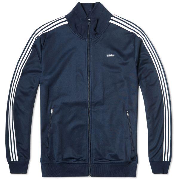outlet in vendita prezzo imbattibile Saldi 2019 Adidas Beckenbauer OG Track Top Collegiate Navy & White | END.