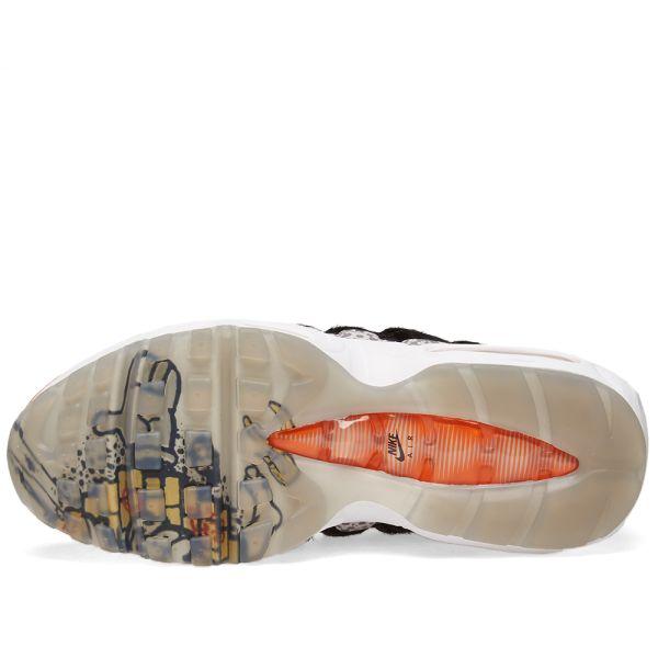Safari Hits On The Nike Air Max 95 •