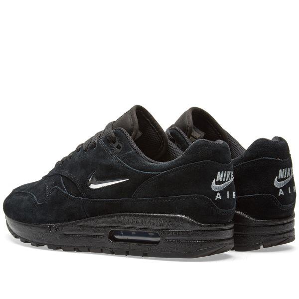 Nike Air Max 1 premium SC Jewell Triple Black 918354 005