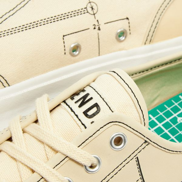 END. x Converse Jack Purcell Ox 'Blueprint'