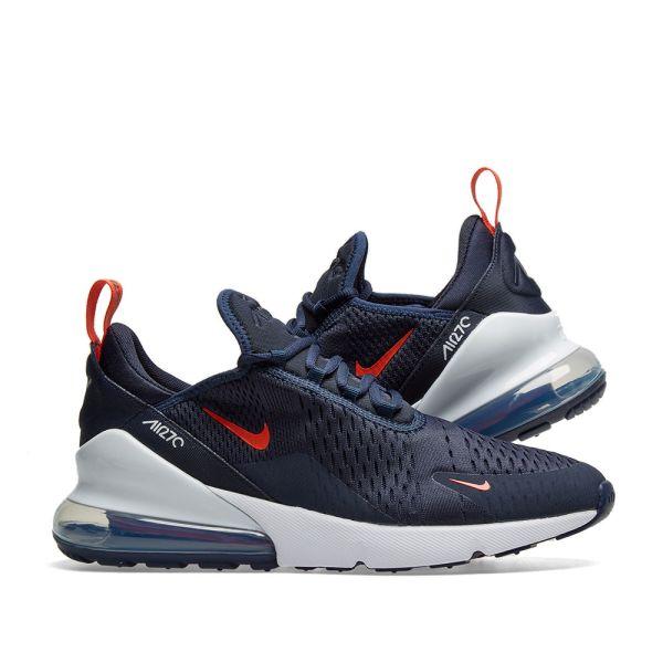 Nike Air Max 270 Obsidian Team Orange CD1506 400 New UK