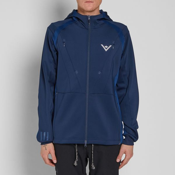 Adidas x White Mountaineering Hooded Track Top