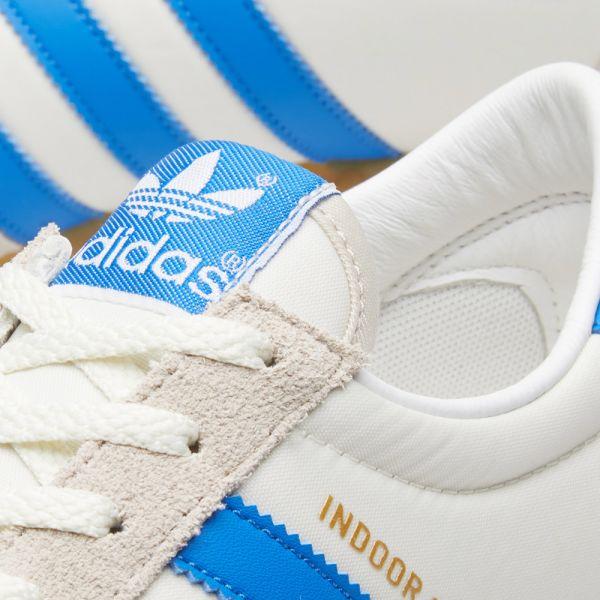 adidas Spezial Indoor Kreft SPZL (weiss beige blau) (EU 45 13 US 11)