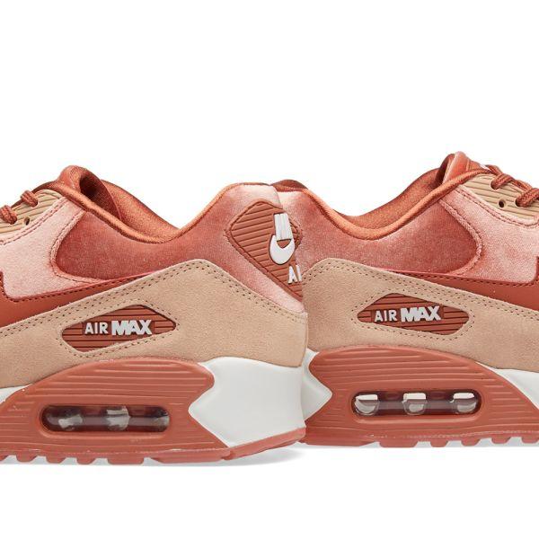 Nike Air Max 90 LX W Dusty Peach, Bio