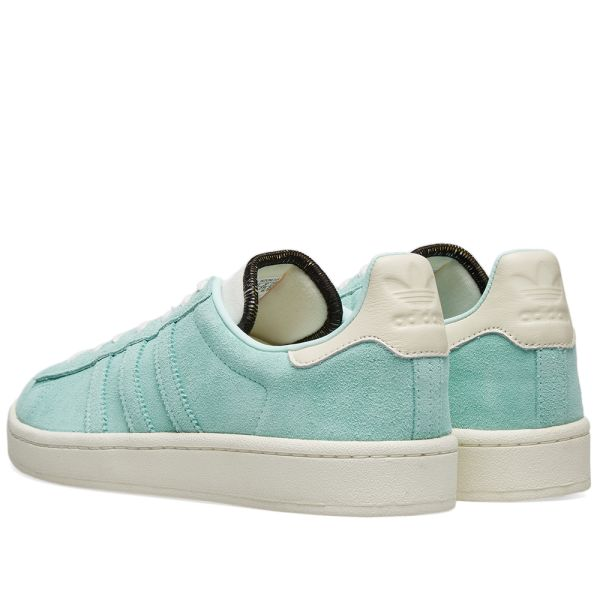adidas Campus W Clear Mint White Clear Mint