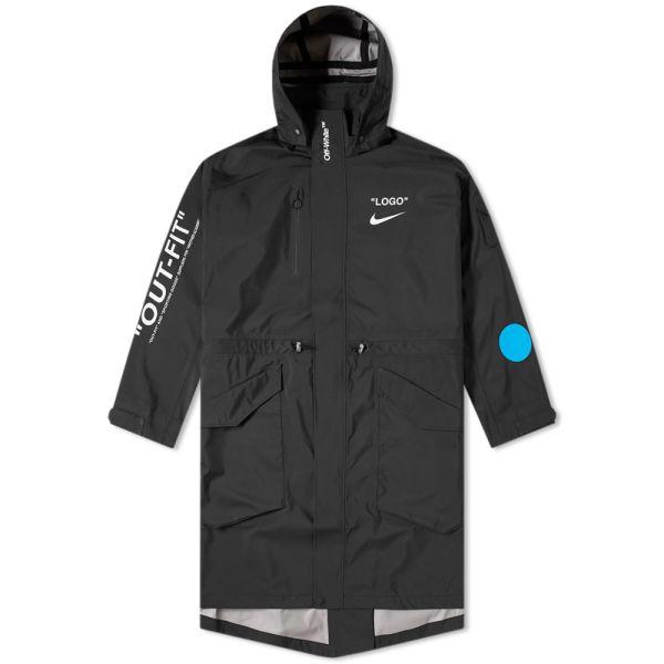 Nike x Off White Jacket