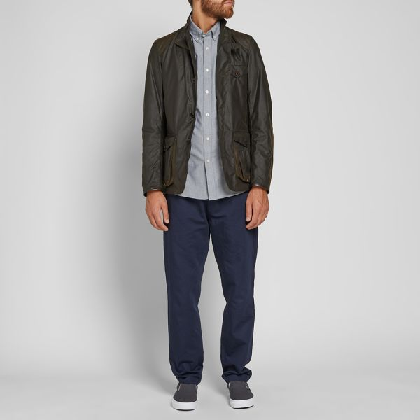 beacon barbour jacket