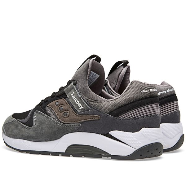 saucony grid 9000 womens white Online