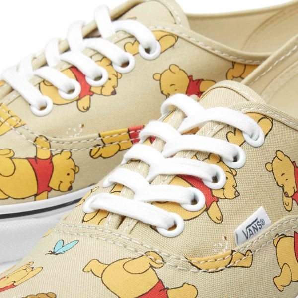 winnie the pooh vans size 10