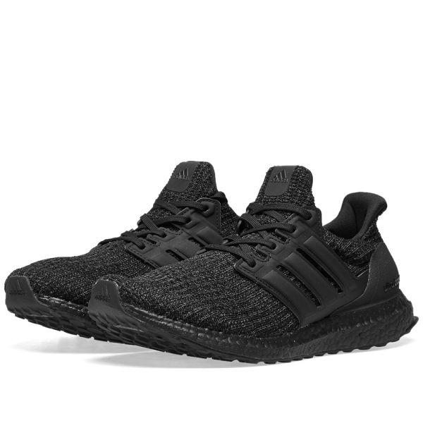 Adidas Ultra Boost Core Black \u0026 Active