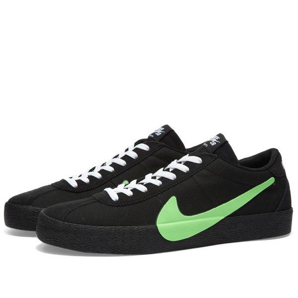 Nike SB x Poets Zoom Bruin Black, Volt