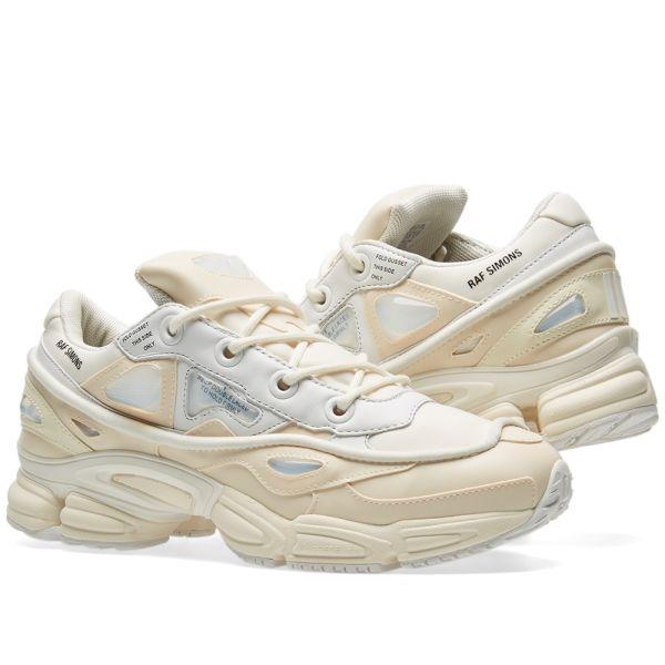 Adidas x Raf Simons Ozweego Bunny Cream