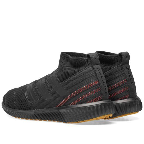 Adidas Consortium Nemeziz Mid Cut TR Core Black & Red | END.