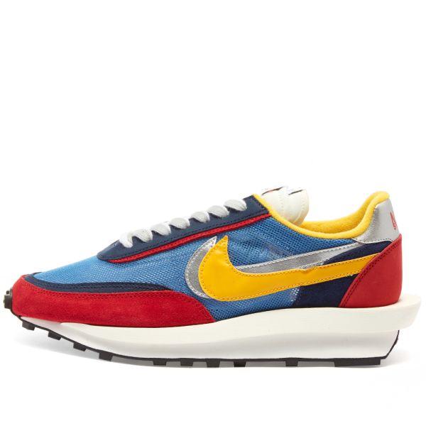 Nike x Sacai LDWaffle Varsity Blue