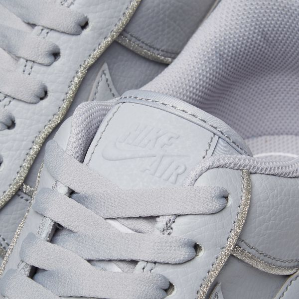 Womens Shoes Nike Womens Air Force 1 Wolf Grey AT0073