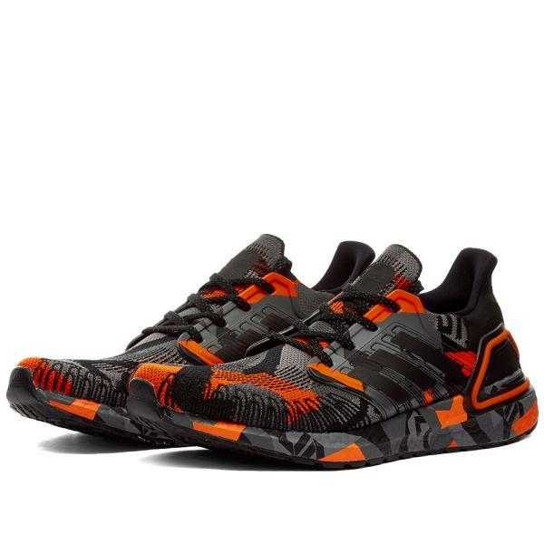 Adidas Ultra Boost 20 Core Black