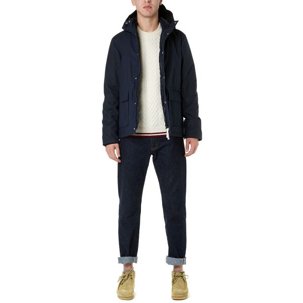 Fred Perry Tipped Sailor Knit Sweater