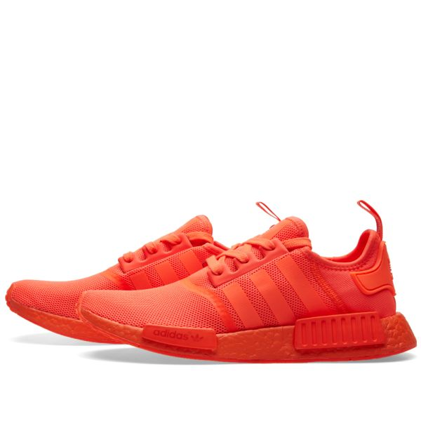 Adidas Nmd R1 Solar Red End