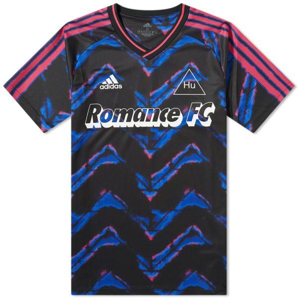 Adidas Human Race Football Club Jersey - London Exclusive