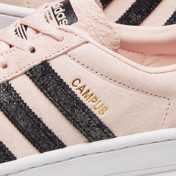 Adidas Campus W Icey Pink, Black
