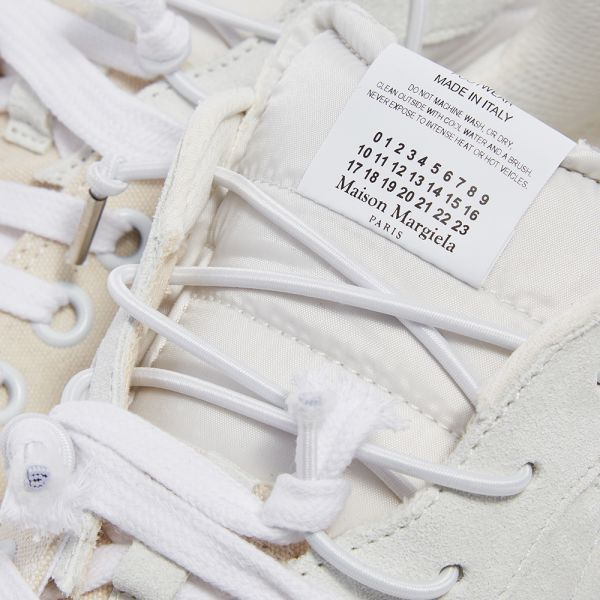 Maison Margiela 22 2 In 1 Low Sneaker White Mix End