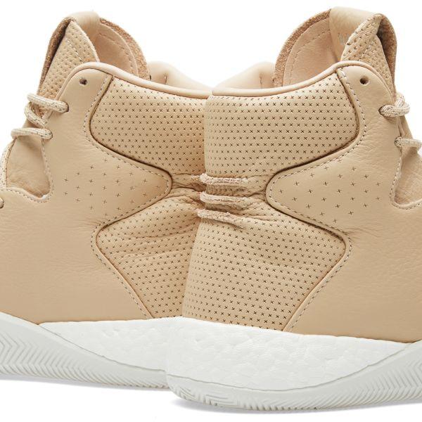 Adidas Men Tubular Instinct Boost (tan brown chalk white)