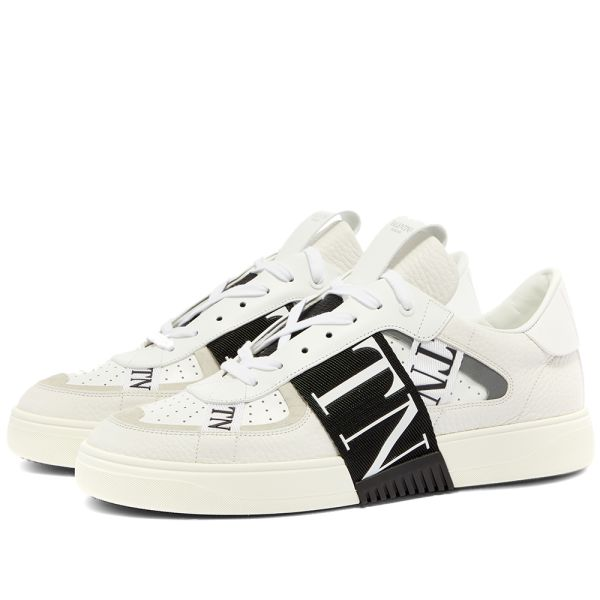Valentino VL7N Sneaker White \u0026 Black   END.