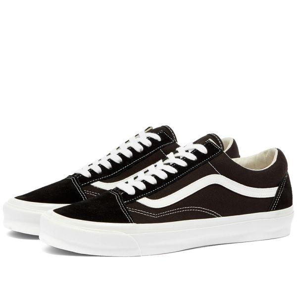Vans Vault Old Skool LX Black \u0026 White