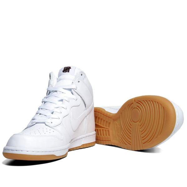 Nike x UNDFTD Dunk PRM Hi