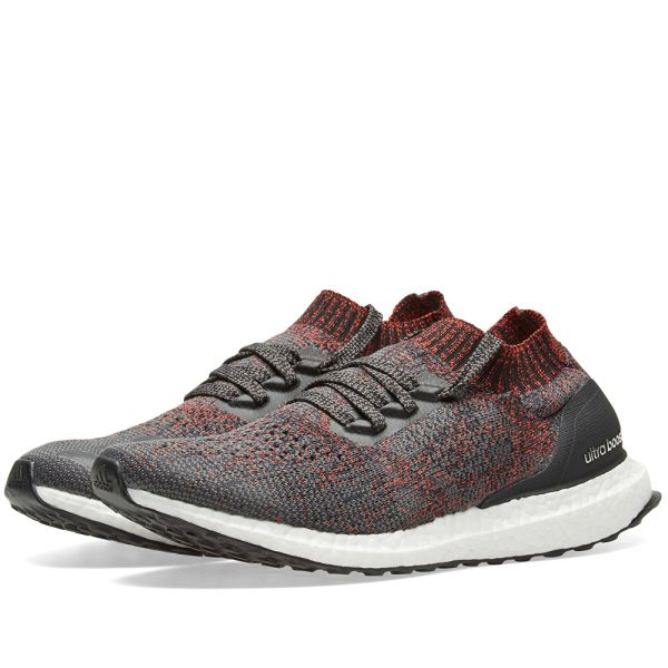 Adidas Mens Ultraboost Uncaged Brown/Whi