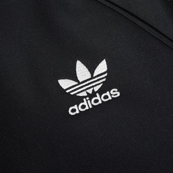 adidas Originals Superstar Black Track Jacket Small BK5921