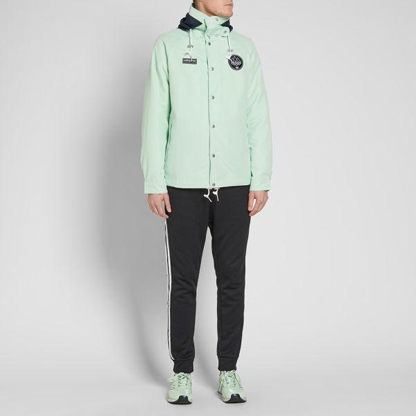 Adidas Livesey Anorak Mist Jade | END.