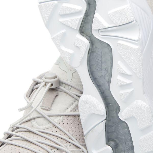 puma bog soft glacier gray