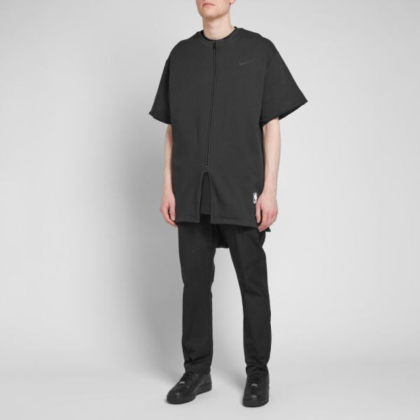 Nike x Fear Of God Warm Up Top Black   END.