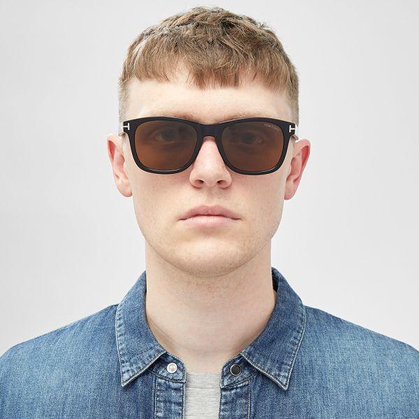 Brand New Tom Ford Sunglasses TF 0367 367 River 02B Havana//Gray For Men