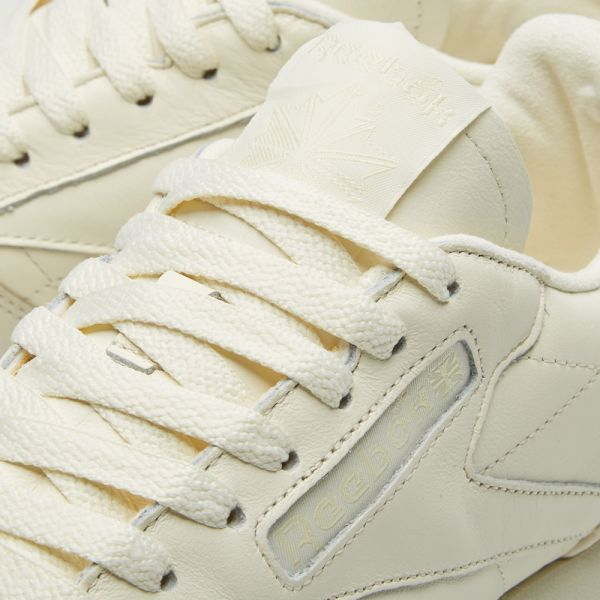 CREME//WASHED YELLOW 10 11 9 REEBOK CLASSIC LEATHER BUTTER SOFT PACK UK 8
