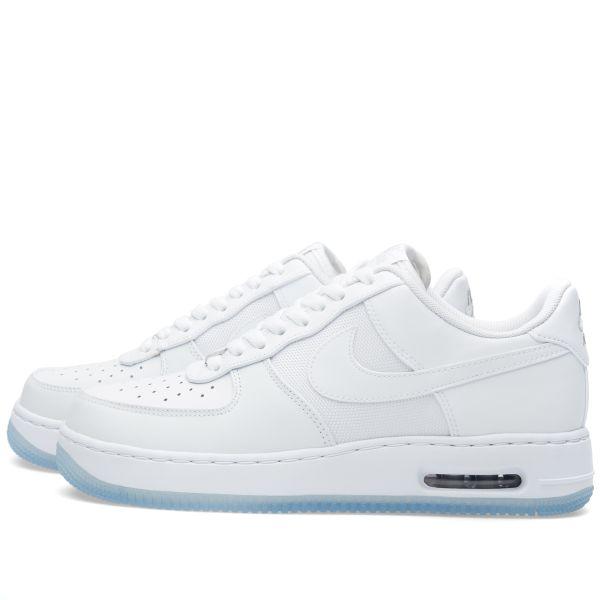 Nike Air Force 1 Elite White \u0026 Metallic