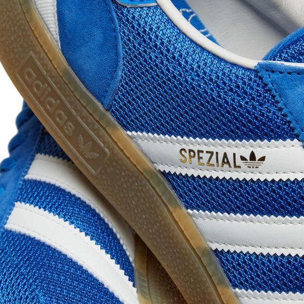 Adidas Spezial Trainers Handball Royal Bluewhite