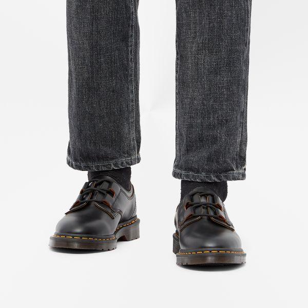 Dr. Martens 1461 Ghillie Shoe Black