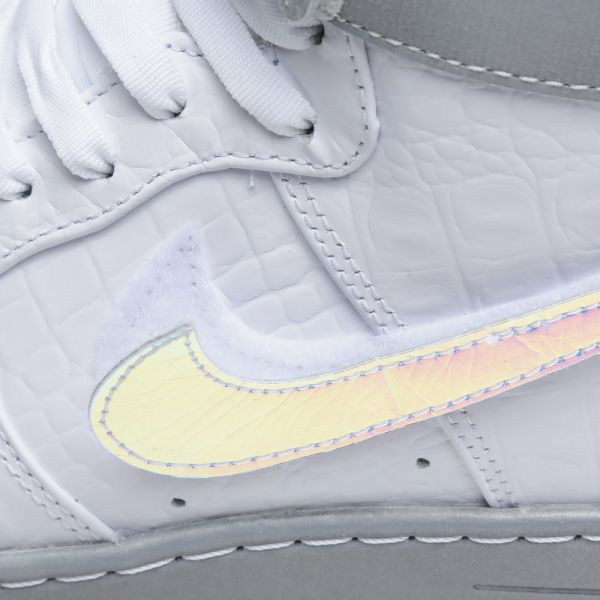 air force 1 holographique
