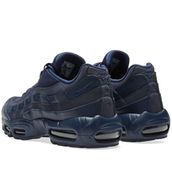 Thanksgiving Nike Air Max 95 Women's Shoes Midnight Navy