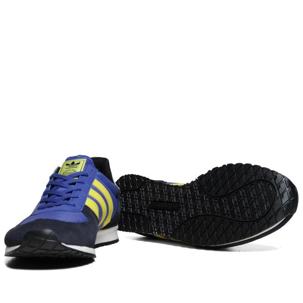 adidas Adistar Racer shoes blue yellow white | WeAre Shop