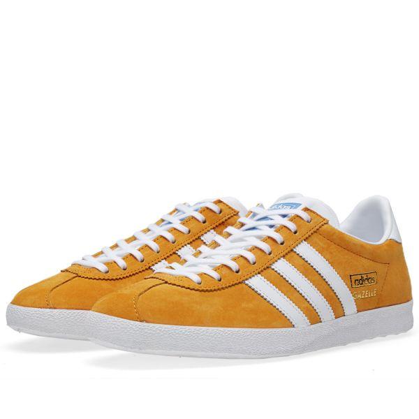 Adidas Gazelle OG Orange Beauty