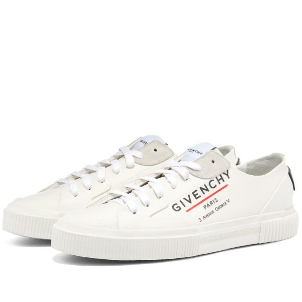 Givenchy Tennis Address Low Sneaker