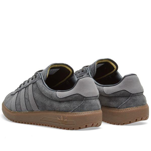 Adidas Bermuda Carbon, Grey Four & Gum