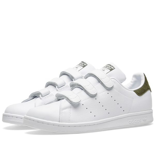 Adidas Stan Smith CF White \u0026 Night